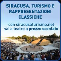 Siracusa turismo e rappresentazioni classiche siracusa for Siracusa dove dormire