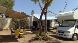 Siracusa: Area camper \
