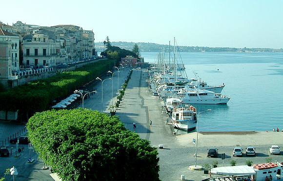 I comuni della provincia di siracusa siracusa siracusa turismo - Bagno ebraico siracusa ...